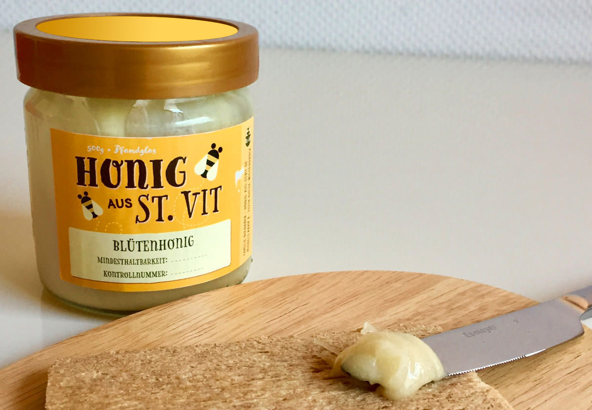 Honig aus St. Vit